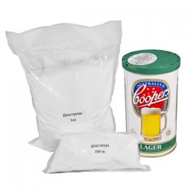 Комплект расходных ингредиентов для набора «Светлое пиво»