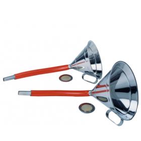 Воронка из нержавеющей стали, диаметр 30 см + фильтр