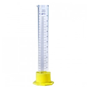 Мерный цилиндр (на пластике) 250 мл